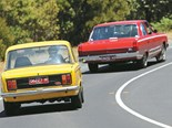 Oz v Euro: '69 Valiant VF Pacer vs '72 Fiat 125T