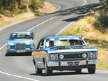 Oz vs Euro: '70 Falcon XW GT vs '68 Mercedes 300SEL