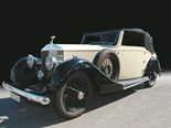 1927 Rolls-Royce 20HP: Past Blast