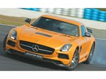 Mercedes-Benz SLS Black Review