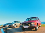 2012 FG Falcon vs 1976 Peugeot 504 vs 1974 Volvo 144 Comparison
