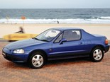 Honda CRX: Buying used
