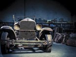 Barn find: Isotta Fraschini