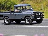 1976 Land Rover Series III: Our Shed
