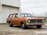 Our cars: 1971 Ford XY Falcon 500