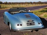 1956 Porsche Speedster: Past blast