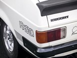 1979 Ford Escort RS2000: Our shed
