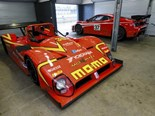 Ferrari 333SP: Past blast