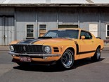 1970 Boss 302 Mustang review