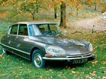 Citroen DS23 Pallas review