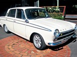 Lotus Cortina: Reader resto