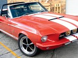 1967 Shelby GT500 replica: Reader ride