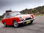 1961 Harrington Sunbeam Alpine review