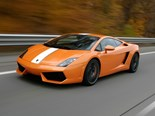 Lamborghini Gallardo LP550-2 Review