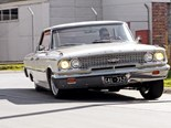 Ford Galaxie 500 (1963) Review