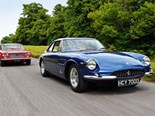 Ferrari 500 Superfast v Maserati 5000GT Comparison
