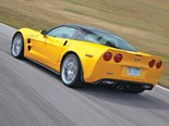 Chevrolet Corvette ZR1 (2009) Review