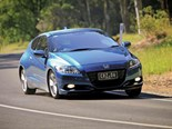 Honda CR-Z Sport Review