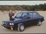 Alfa Romeo Alfetta Sedan Review