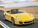 Porsche 911 Turbo Cabriolet (2007) Review