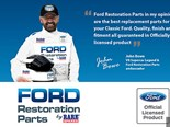 Ford parts from Rare Spares