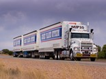 Mack Titan 6x4 and Superliner 6x4 MP10 road train review