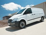 The new Mercedes-Benz Vito engines are claimed to be the most fuel-efficient the company has offered in a van.