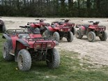 Roll bars improve quad bike safety