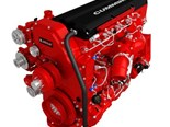 Cummins ISXe5 engine with selective catalytic reduction technology