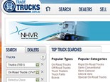 There are over 8,000 items already listed on TradeTrucks, with plenty more to come.