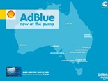 AdBlue at the pump location map