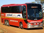 Greyhound's Broome to Perth and Toowoomba to Melbourne runs to cease