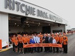 Ritchie Bros - world's largest used equipment auctioneer