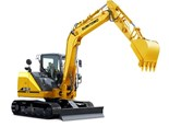 Tutt Bryant introduces new Sumitomo SH80-6 Excavator