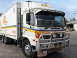Used Truck: Hino GH from Red Lea Chickens