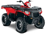 Polaris' Sportsman 500 H.D is now priced at $7495 ride-away to make way for new and improved 2014 Polaris ATV models.