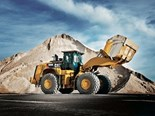 CAT K series loaders