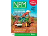 What's in the first issue of New Farm Machinery?