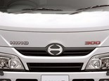 Hino 300 Series to include Free Reversing Camera
