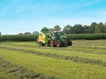 Revolutionary Krone baler Oz bound
