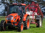 The Kioti PX 1002, tested in NewFarmMachinery issue 4.