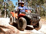 Tested: Polaris Sportsman X2 550 ATV
