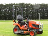Tom Dickson tested Kubota BX25D sub compact tractor