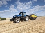 New Holland's T8 AutoCommand tractor reaps top prize at Agritechnica