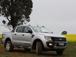 Review: Ford Ranger Wildtrak 4x4 ute