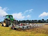 Taege 6m cultivator - simple yet robust and effective