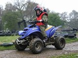 The ACCC advises against the use of quads by children