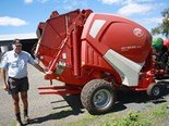 Lely raking it in for Queensland contractor