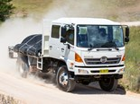 New Hino Off-Road Automatics Arrive in Australia