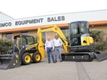 Semco sign on with New Holland